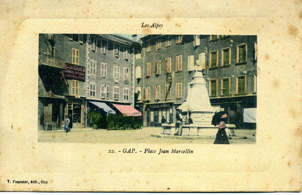 Place Jean Marcellin