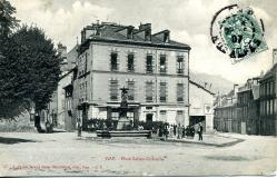 Place Sainte Colombe